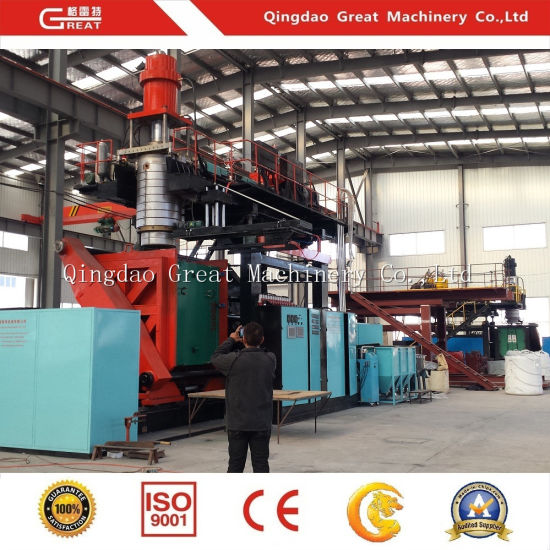 Plastic Road Traffic Barrier Making Machine Blow Molding Moulding Machine pictures & photos