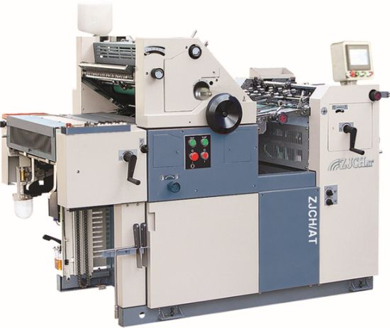 AC-471np Offset Printing Machine with Numbering Printing