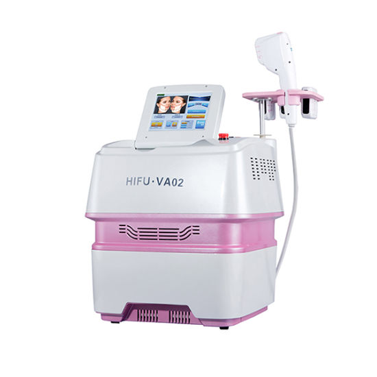 Intensity Focused Ultrasound Eye Wrinkles Removal Hifu Body Slimming Machine