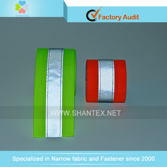 Hot Selling High Quality Reflective Tape Reflective Webbing pictures & photos