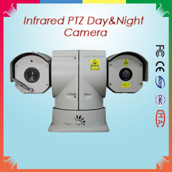 HD Laser Camera for 800m Detect in Security Field with IP Camera