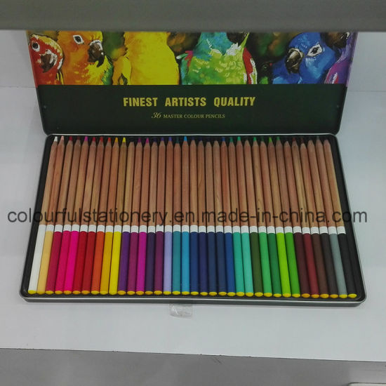 36PCS Water Color Pencils for Promotional Gift pictures & photos