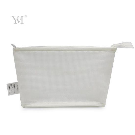 OEM and ODM EVA Mesh Cosmetic Bag Unisex Makeup Bag Large Women Zip Lock Bags for Cosmetic