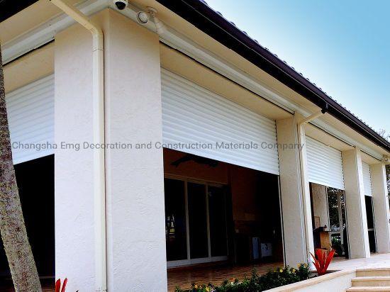 Automatic Hurricane Roll-up Shutter Window Door/Roller Shutter/Security Door/Garage Door/Automatic Door