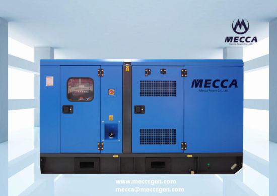 10kVA 20kVA 30kVA 50kVA 100kVA 200kVA 300kVA 400kVA 500kVA Super Silent Diesel Power Electric Generator with Cummins/Perkins/Yanmar/Doosan Engine[Ma0]