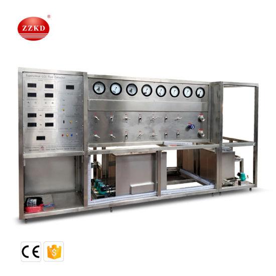Cbd Extraction Supercritical CO2 Fluid Extraction Machine