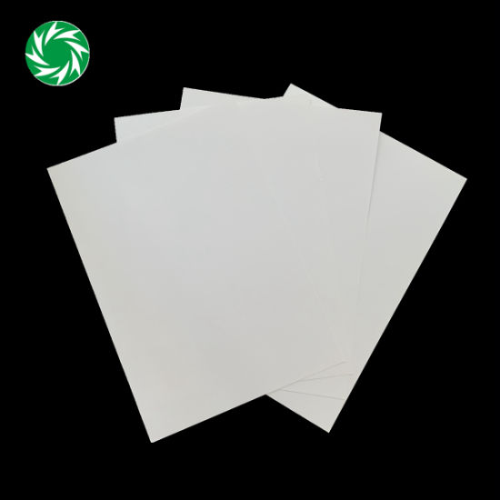 Coated Two Side Art Paper Board for Printing