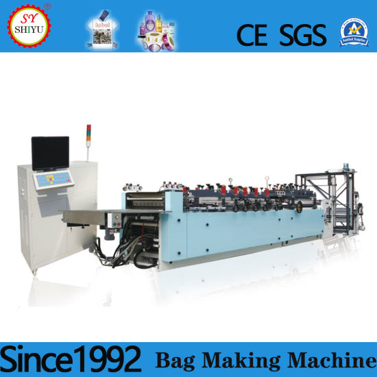 Wholesale Cheap High Speed Shopping Plastic Bag Making Machine BOPP Heat Cutting Side Sealing Bag Makine Machine