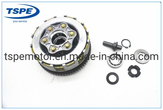 Motorcycle Parts Clutch Assembly Italika 250-Z pictures & photos