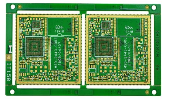 Single-Sided Circuit Board Customized HDI PCB Supplier pictures & photos