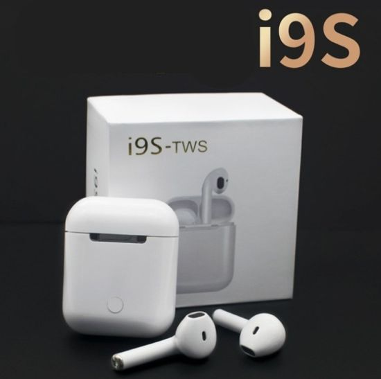 I9s Tws Wireless Bluetooth Headset in-Ear Earbuds 5.0 Mini Stereo Sports Earphones
