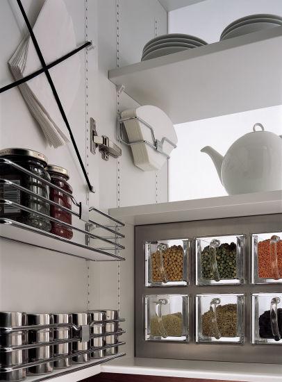 Home Storage Foldable Kitchen Organizers Cart Trolley Furniture
