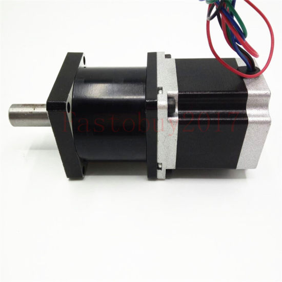 Custom High Torque Coaxial Low Backlash Planetary Gear Reducer pictures & photos