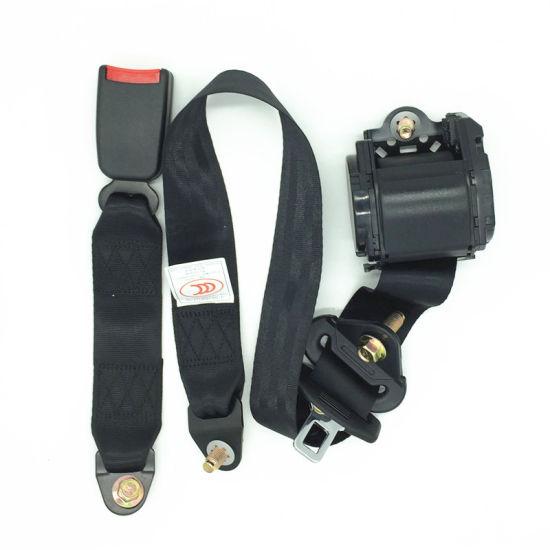 Bus Seat Belt 3 Point Diving Waist Automatic Automotive Safety Seat Belt Kit Car Accessories Auto Parts with Guard