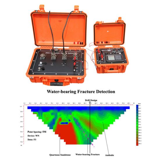 2D Imaging Tomography Geophysical Ves Instrument Geophysical Resistivity Meter pictures & photos
