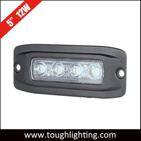 china dc 12v ip67 waterproof 5 12w flush mount led back up lights