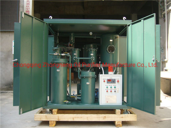 Zhongneng Tya Machine Oil Purifier for Hydrauli Oil Dehydration