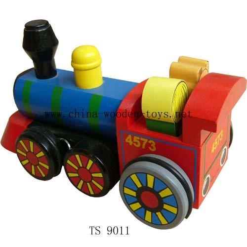 Classical Children OEM Wooden Car