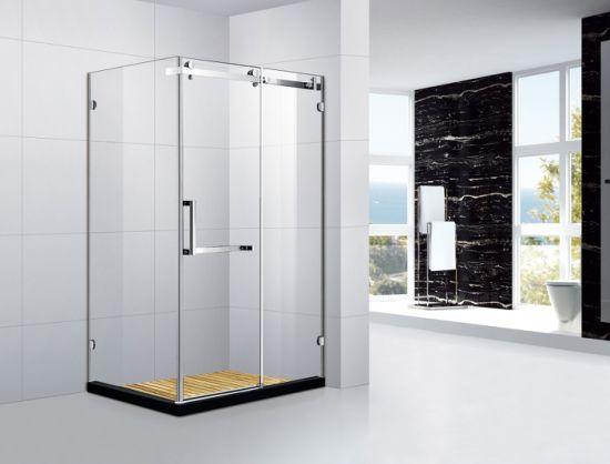 China Ic Large Receptaculos Rain, Large Glass Bathroom Cabinets