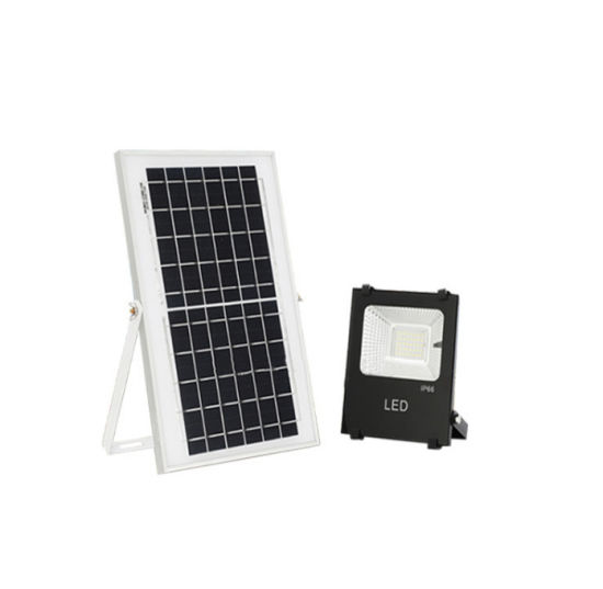 Outdoor 10W 25W 40W 60W 100W 150W 200W LED Solar Flood Light
