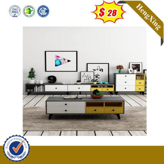 Simple Modern City Style TV Wall Warranty Coffee Tables (HX-8ND9041) pictures & photos