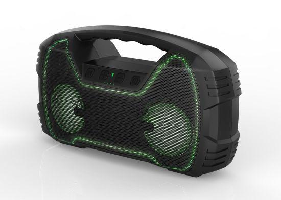 Wireless Waterproof 5.0 Portable Bluetooth Speaker with Tws and Powerbank