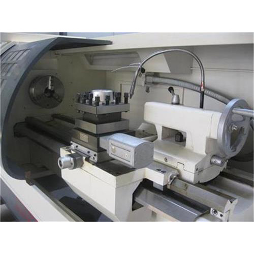 Cheap CNC Lathe CNC Mini Lathe Machine (CK6140B) pictures & photos