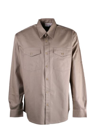 Flame Resistant Clothing En ISO 11611 Safety Workwear Shirt