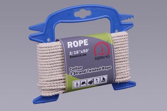 Cotton 3 Strand Twist Rope