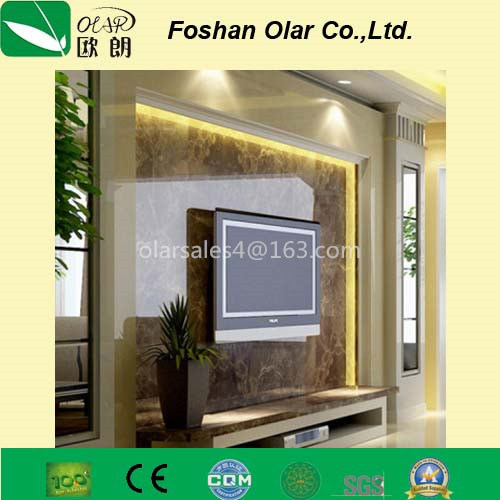 Fiber Cement Internal Decoration Wall Board/ Panel (building material) pictures & photos
