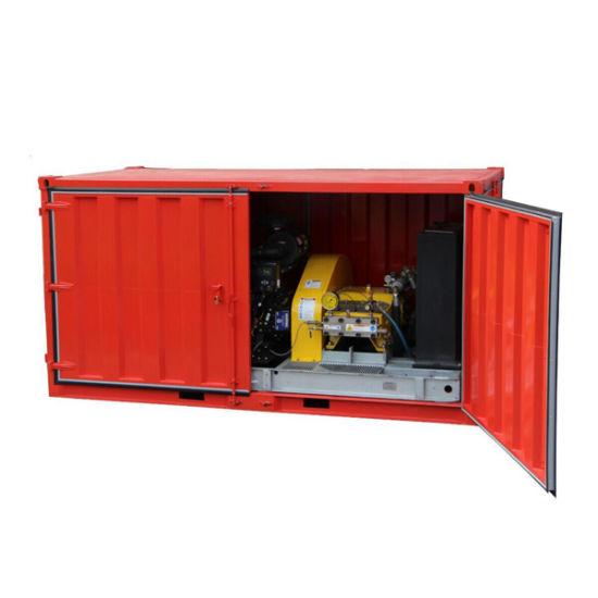 China 15000psi (1000bar) Diesel Unit Super High Pressure