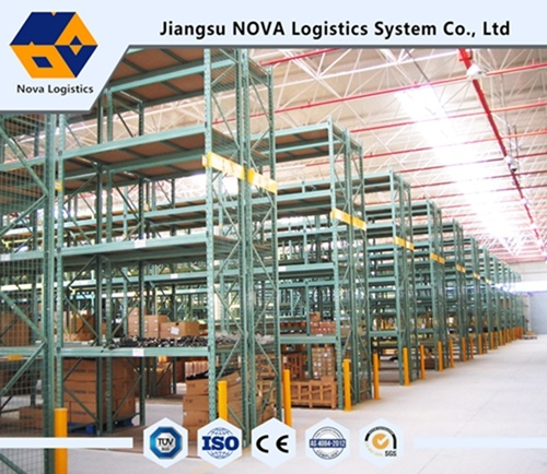 Heavy Duty Steel Pallet Storage Shelf with Ce Certificate pictures & photos