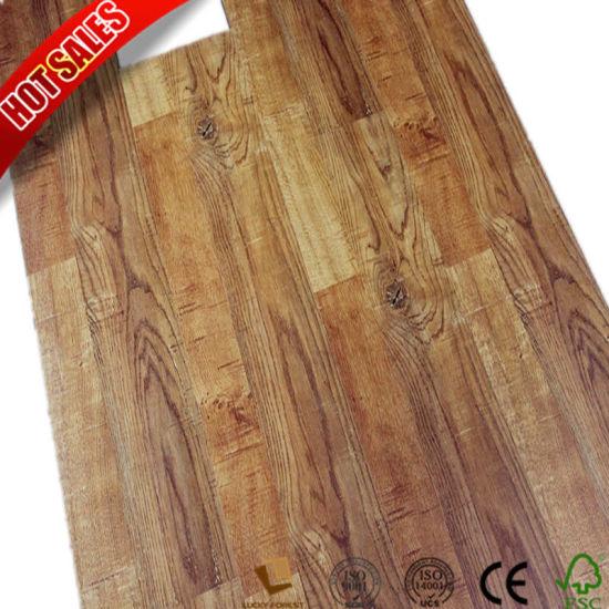 China Mirror Finish Australia Teak Waterproof Laminate Flooring ...