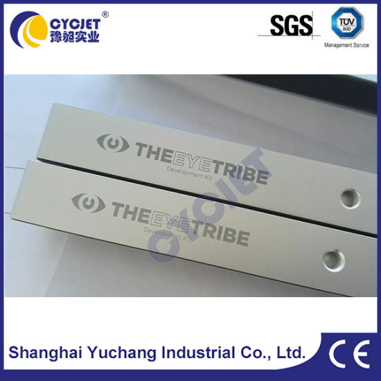 Metal Part Fiber Laser Coding Machie/Flying Laser Marking Machine pictures & photos
