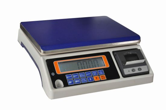 Electronic Weighing Scale Printing Scale with Thermal Printer