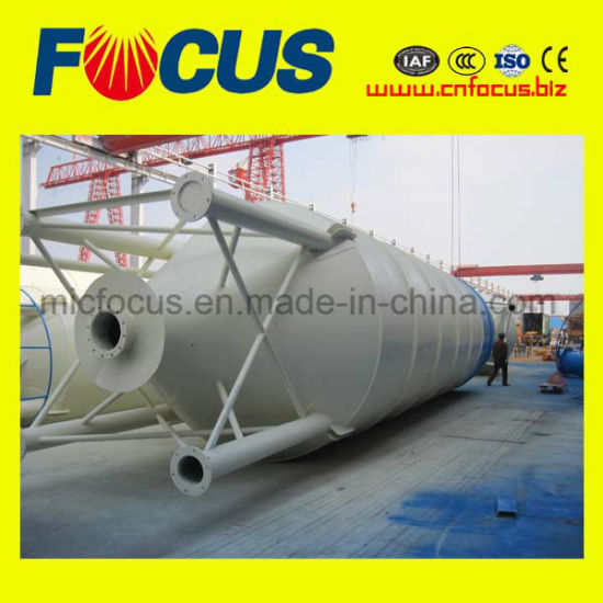 50 Ton, 100 Ton Cement Silo Tank for Sale pictures & photos