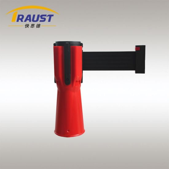 Hight Quality Retractable Belt Barrier, Crowd Control Barriers
