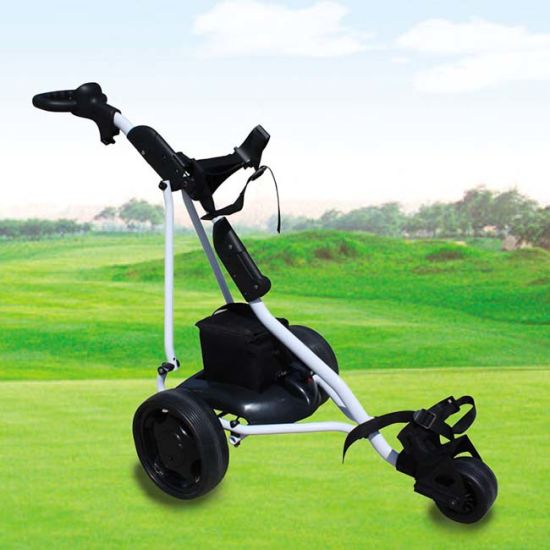 Wholesale Remote Control Electric Golf Trolley 3 Wheel (DG12150-D) pictures & photos