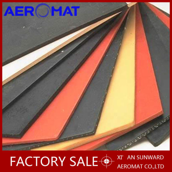 High Temperature Resistant Overpressure Resistant Piston Rubber Seals Rubber O Ring Made in Aeromat pictures & photos