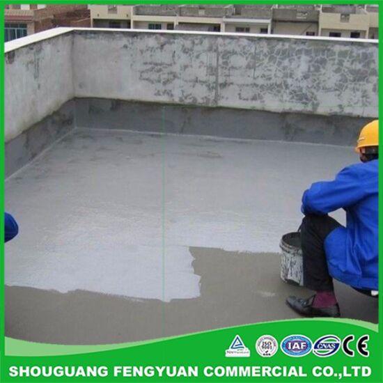 China Good Elastic Acrylic Acid Waterproof Roof Coating China Coating Waterproof Coating