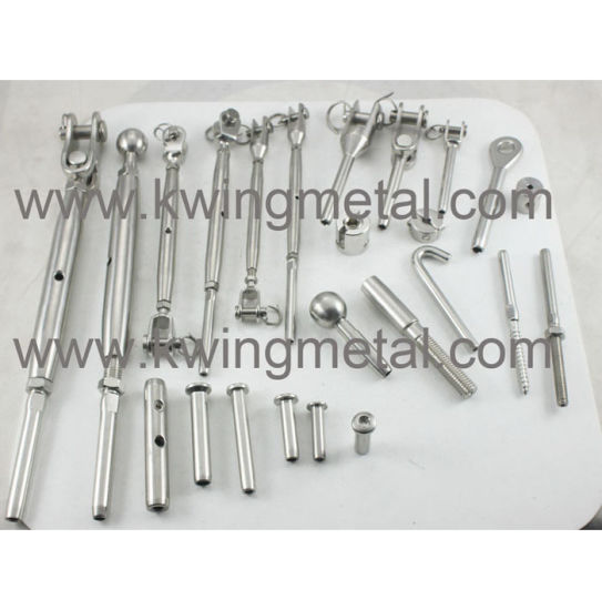 Rigging Screw Toggle&Terminal - Eye Style pictures & photos