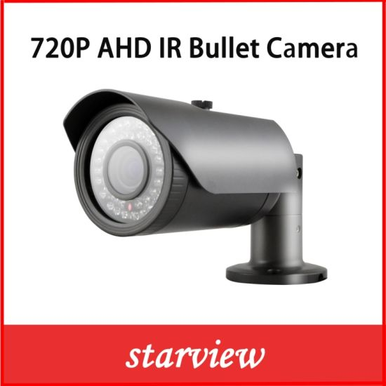 "1/2.8"" Sony CMOS 720p Ahd IR Bullet CCTV Security Camera pictures & photos"