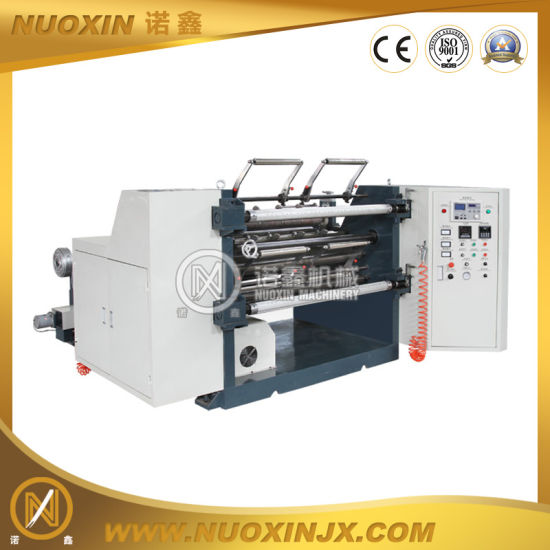 High Speed Slitting and Rewinding Machine (NXQ) pictures & photos