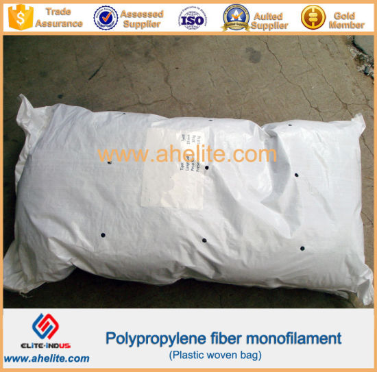 PP Fiber for Concrete Wall pictures & photos