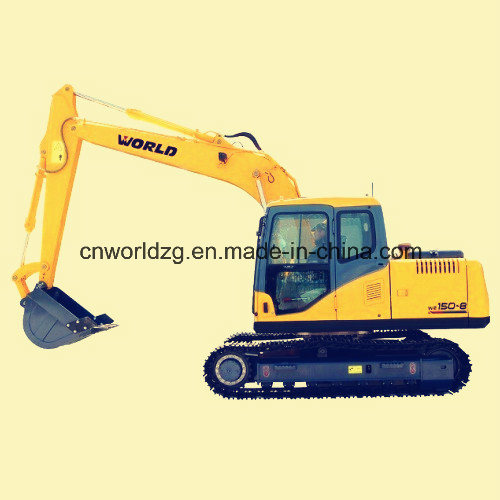 15tons Digging Excavator with Isuzu Engine pictures & photos
