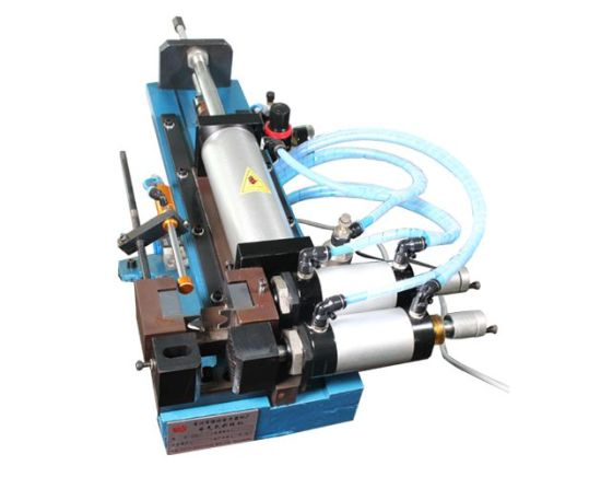 Electrical Pneumatic Type Stripping Machine pictures & photos