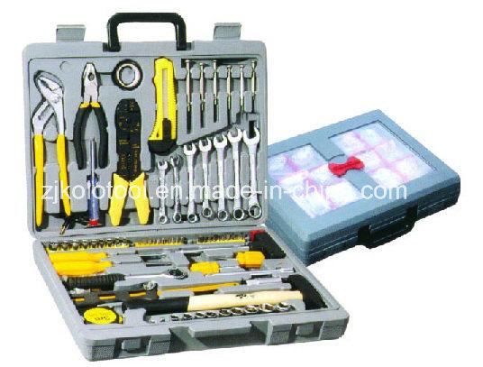 555 PC Auto Repair Craftsman Tool Set Automotive Tool Kit Combinatyion Tools in BMC Case