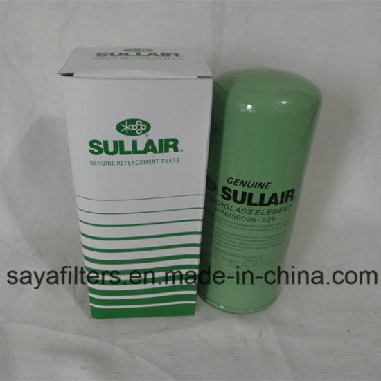 250025-525 Sullair Filter Element for Air Compressor pictures & photos