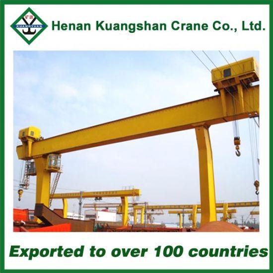 Single Girder Gantry Crane, Gantry Crane, Overhead Gantry Crane