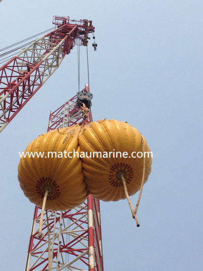 China Offshore Crane and Davit Load Test Water Weight Bags